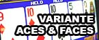 variante poker aces & faces