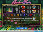 slot gratis garden party