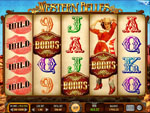 slot machine gratis western belles